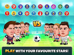 screen shot 1 - Head soccer la liga 2017