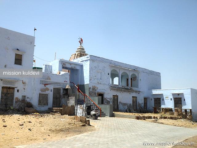 padhay mata temple didwana