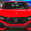 2017 Honda civic si Sedan Hatchback's Sport and Sport Touring