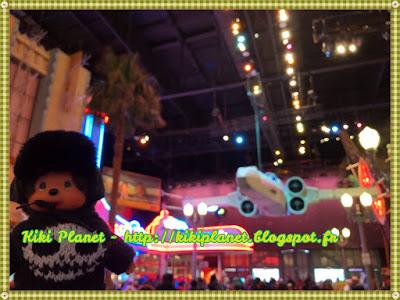season of the force saison de la force Star Wars kiki monchhichi Disneyland paris toys story goofy dingo