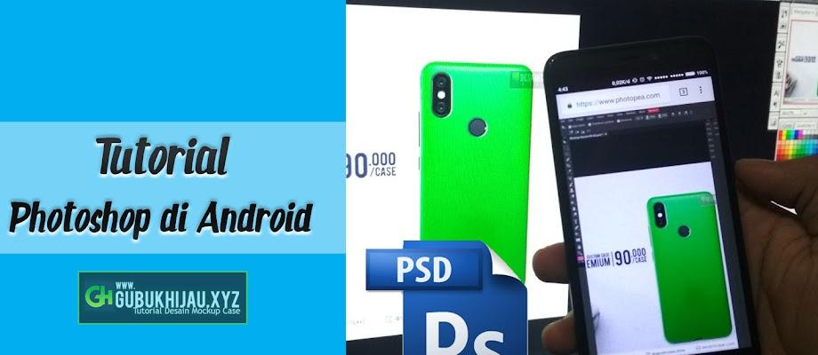 Cara Menggunakan Photoshop di Android By Photopea