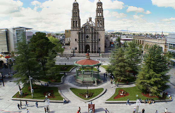 Centro Histórico de Chihuahua