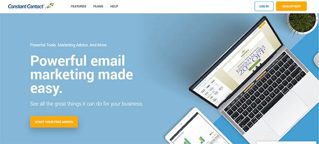 Constant Contact: MailChimp Alternatives: eAskme