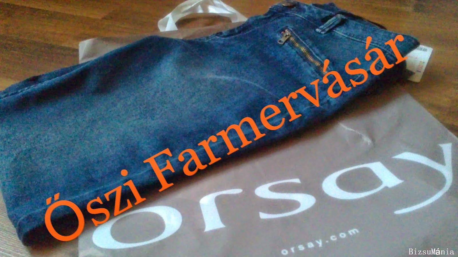 Bizsumánia  Orsay af596515ea