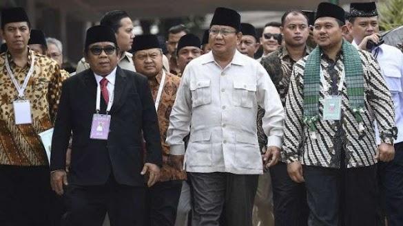 Prabowo: Dolar Sudah Rp15 Ribu, Artinya Kemiskinan