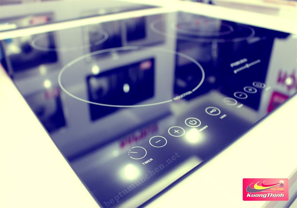 mẫu bếp điện từ munchen QA 300i