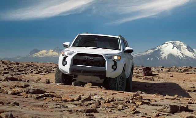 2018 Toyota 4Runner Redesigned Release