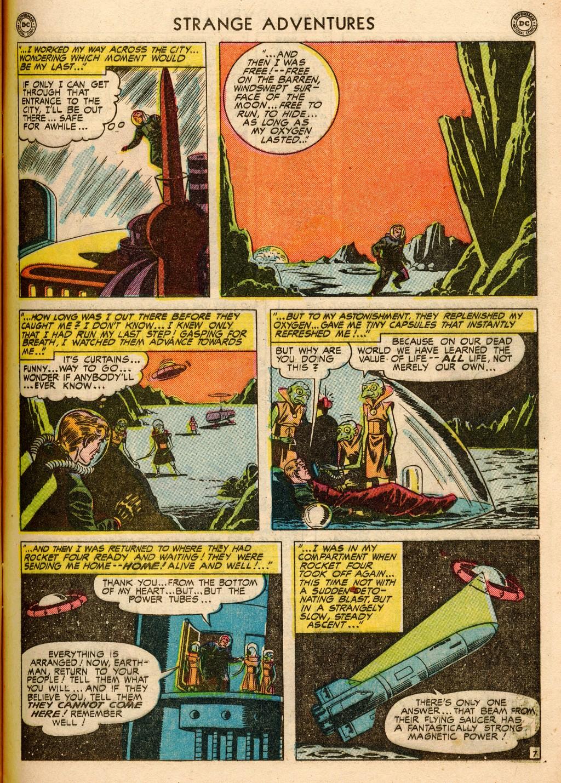 Strange Adventures (1950) issue 2 - Page 19