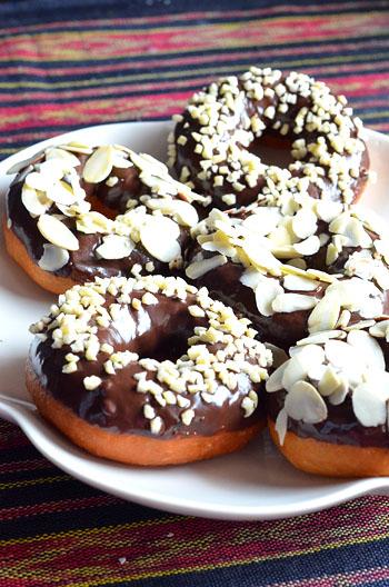 resepi donut coklat lembut  gebu  quotes Resepi Pau Goreng Azie Kitchen Enak dan Mudah