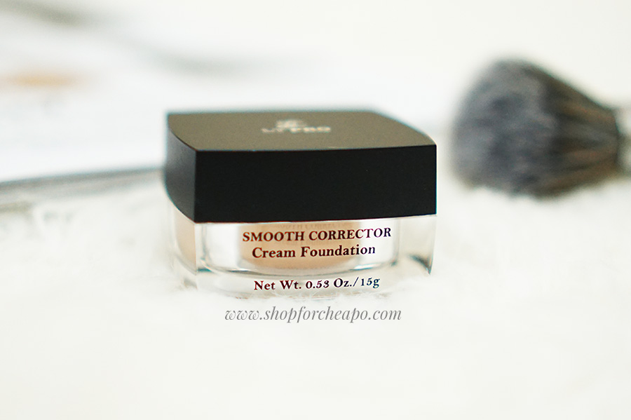 lt pro smooth corrector cream foundation yellow orange review