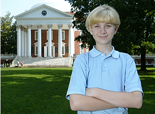 Gregory R. Smith Bocah 11 Tahun Bergelar Master
