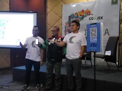 Rantai Kebaikan, Tajuk Program Ramadhan Go-Jek Bagi Para Driver