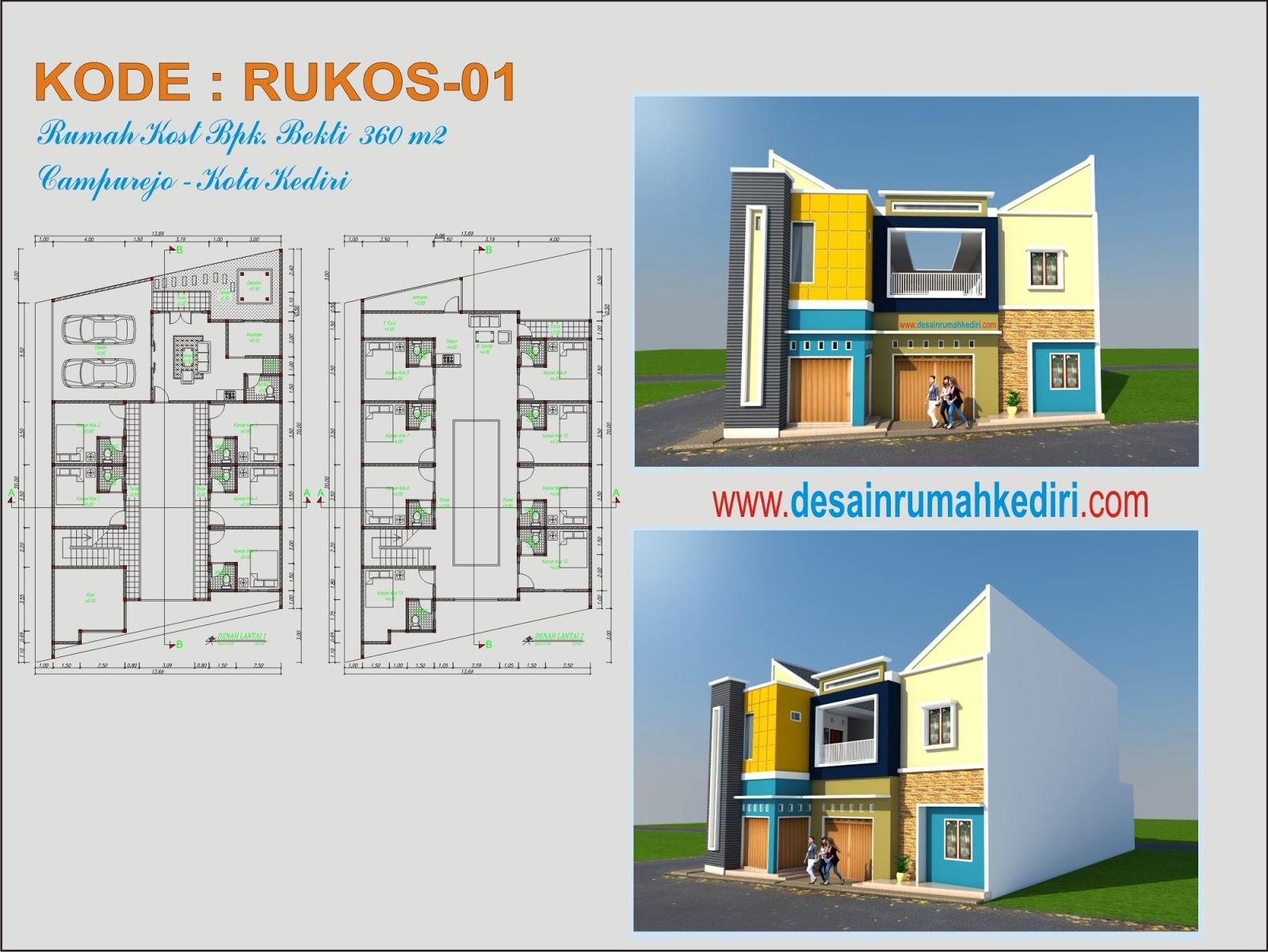 Terbaik Desain Rumah Minimalis 6 X 15 Kjs7 Desain Kamar