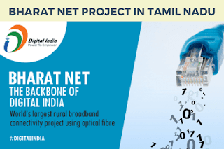 Bharat Net project in Tamil nadu for Cable TV & Electronic Services