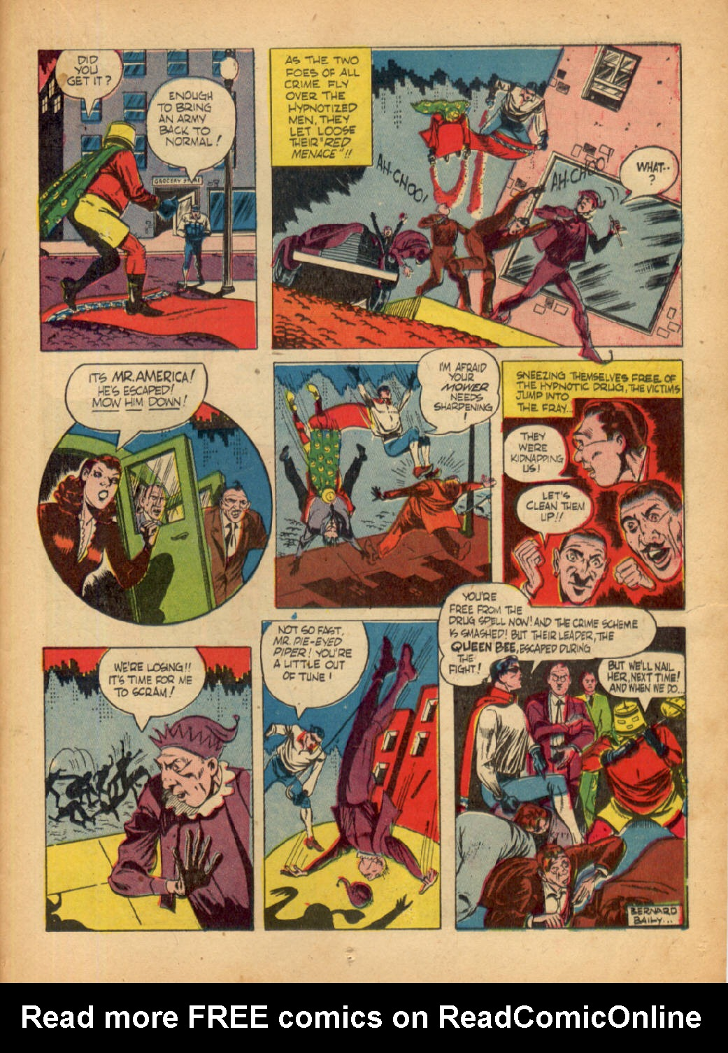 Read online Action Comics (1938) comic -  Issue #48 - 45