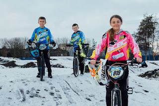Little Wing Pizzeria Little Stars Bursary - belfast city bmx club