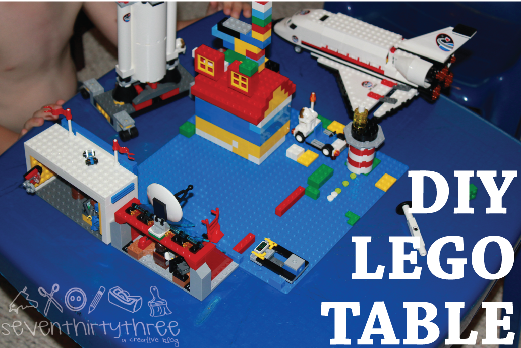 toys r us lego table and chairs oversized outdoor chair cushions diy - seven thirty three