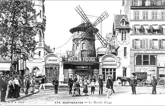 A Moulin Rouge vonzereje II. Erzsébetet is lenyűgözte!