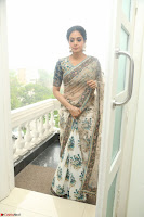 Sri Devi in designer saree stunning beauty at the launch of MOM movie Trailer~  Exclusive 158.JPG