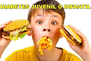 sintomas de la diabetes infantil
