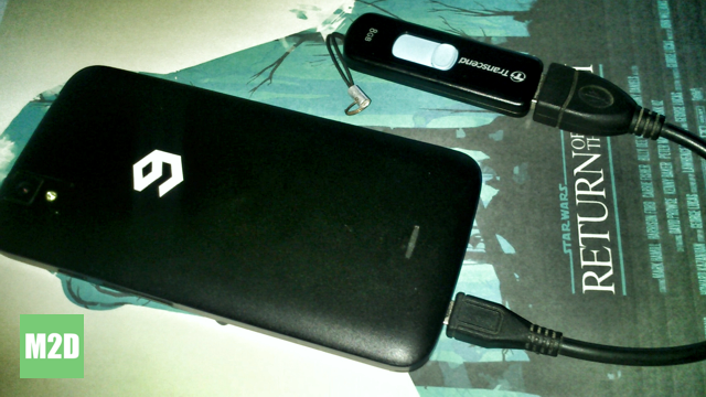 Kabel USB OTG