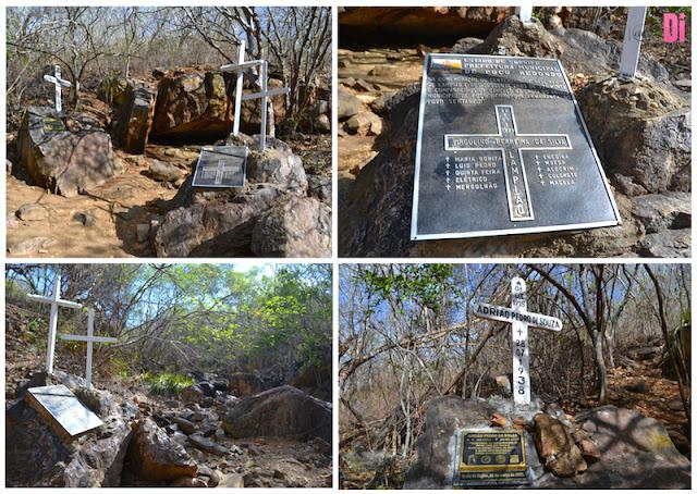 A homenagem aos mortos na Grota de Angicos