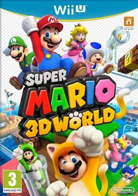Review - Super Mario 3D World - Wii U
