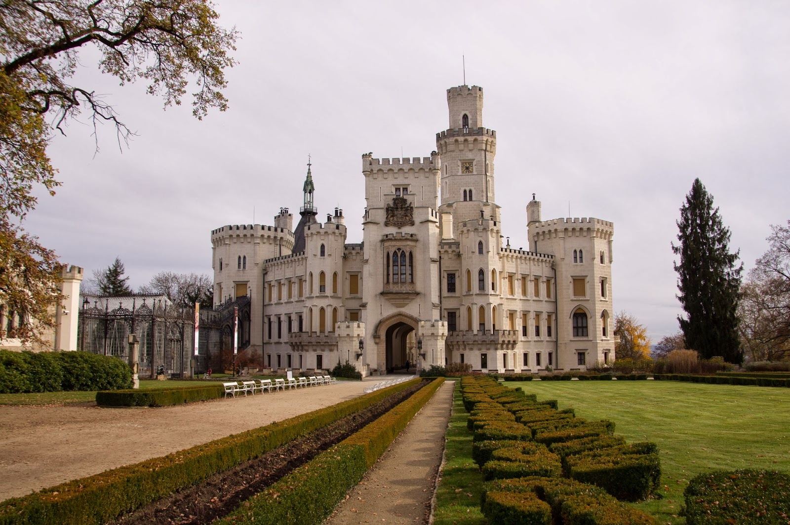 nad vltavou castle - photo #9