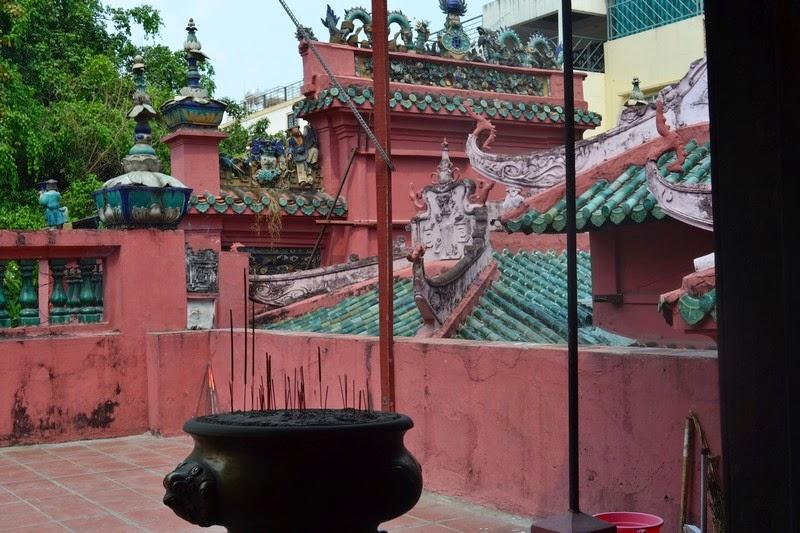 Ho Chi Minh, Pagode de Jade