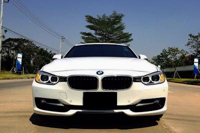Eksterior BMW F30 Prefacelift