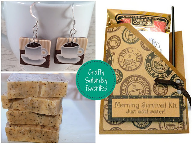 Crafty Saturday Show and Sell Favorites - Coffee or Tea: Shop for one of a kind items and support small, handmade and vintage businesses