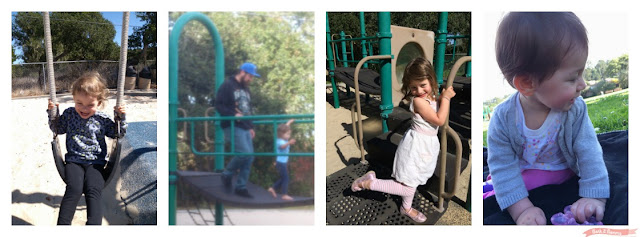 Park People // Our Favorite Local Playgrounds {California Moms blog hop}