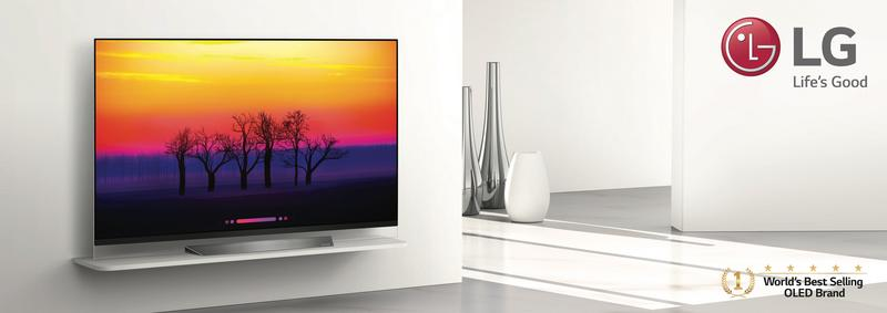 LG Is The World's Best-Selling Brand For OLED TV
