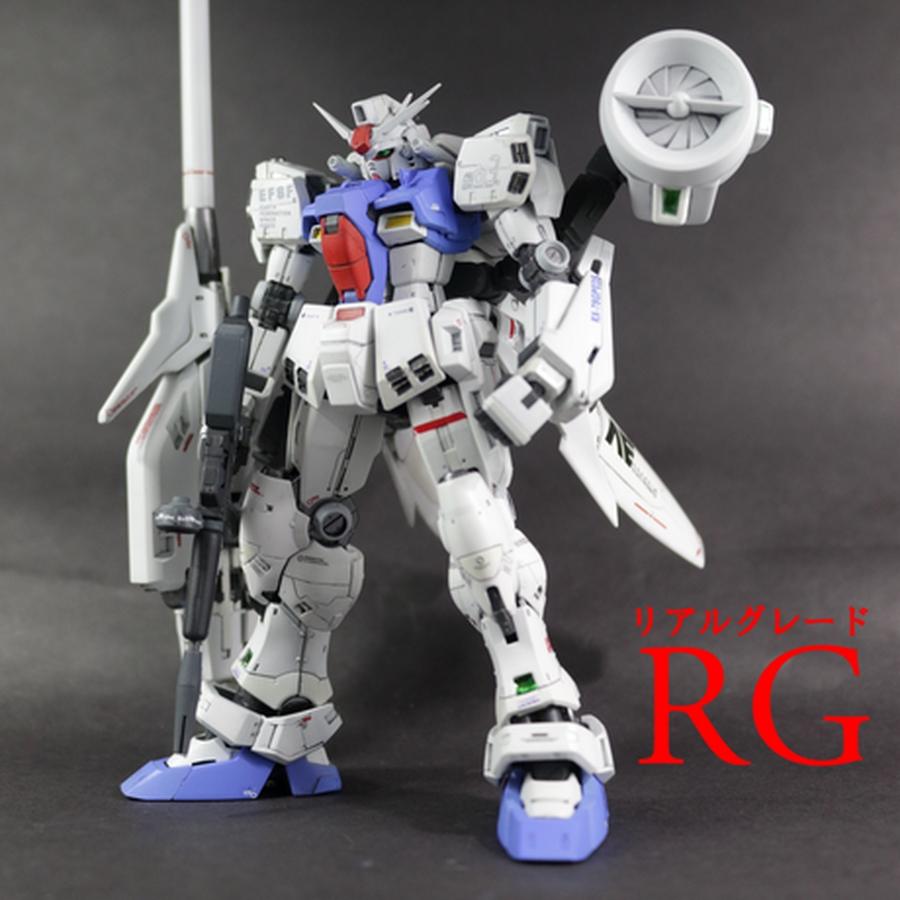Custom Build Rg 1 144 Rx 78gp03s Gundam Quot Dendrobium