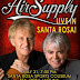 Legendary Duo AIR SUPPLY Takes Santa Rosa In May