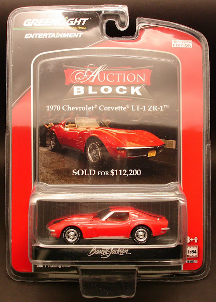 Diecast Hobbist Greenlight Auction Block Series 11