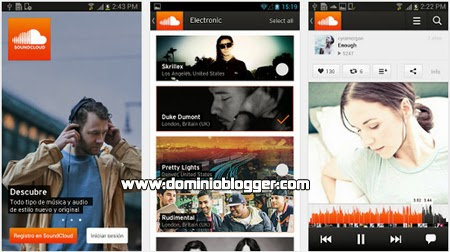Descarga SoundCloud gratis para Android