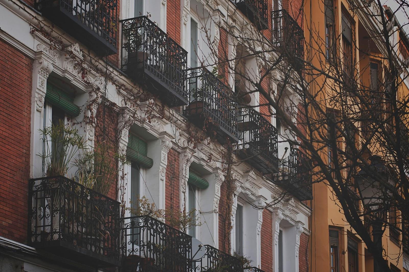 las calles mas bellas de madrid