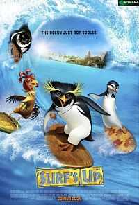 Surf's Up (2007) Hindi Dubbed Download Dual Audio 300MB