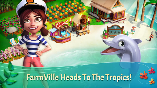FarmVille: Tropic Escape Mod Apk Download