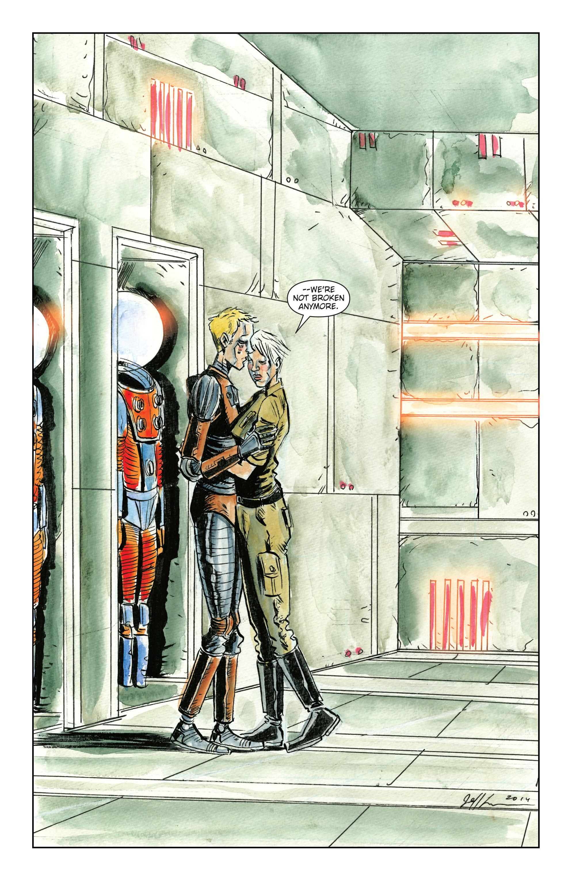 Read online Trillium comic -  Issue # TPB - 193