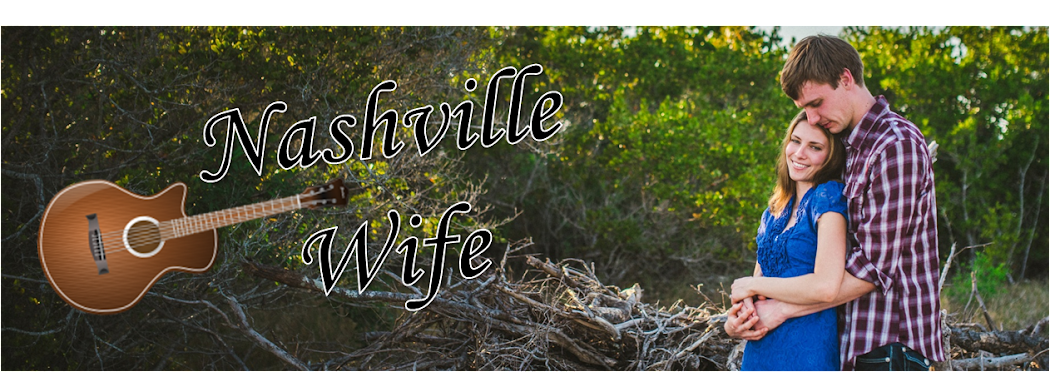 Nashville Wife: Lifestyle Blog | Recipes | Home Decor | Money Saving | DIY Wedding Planning