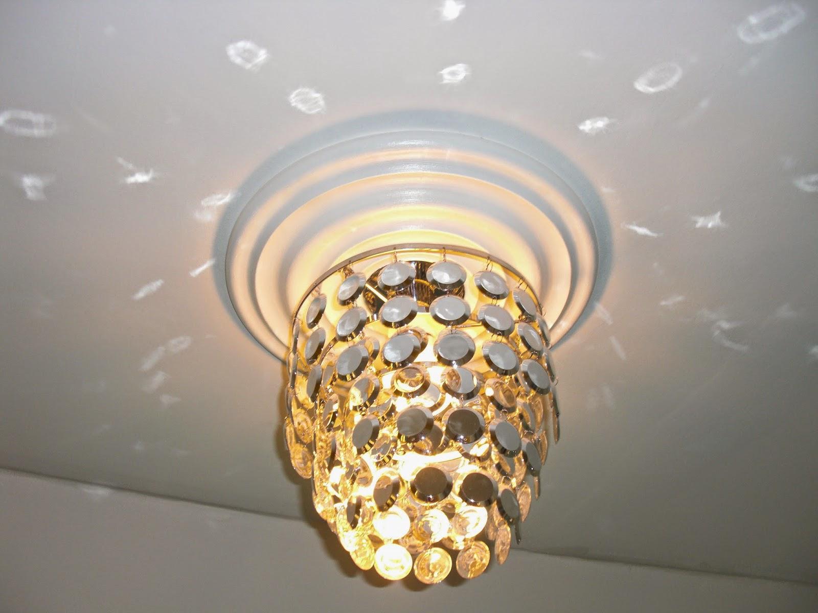 Stuck Rosette Für Lampen stuckleisten für lampen: design lampen mit stuck und led spots