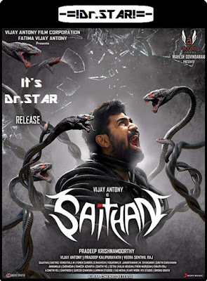 Saithan 2016 Dual Audio UNCUT WEB-DL 480p 400Mb x264