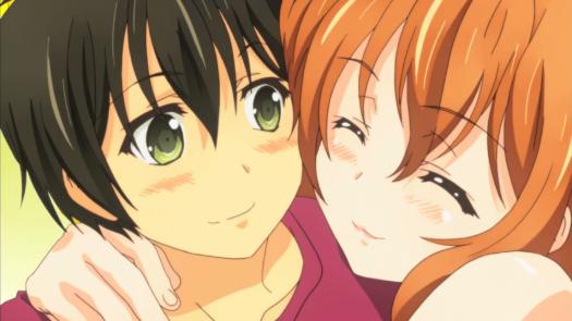 Golden Time: Golden Time - Best Romance Anime of 2014
