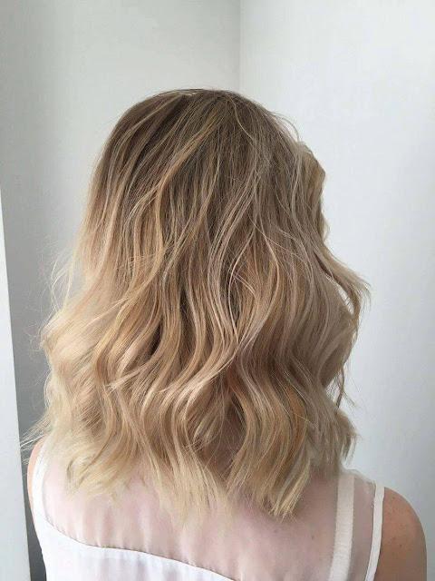 Piękna jesienią #5 Wszystko o moich włosach -  wizyta u fryzjera, tonowanie i pielęgnacja domowa
