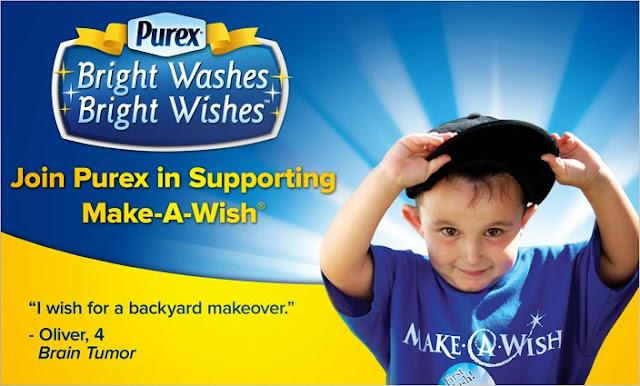 www.purex.com/make-a-wish