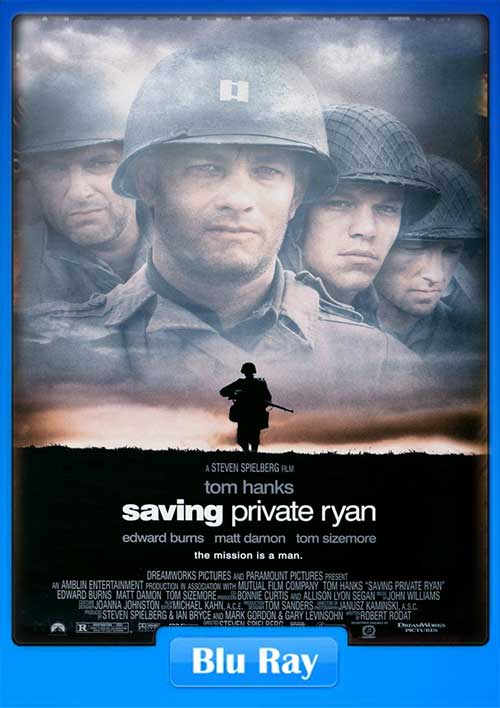 the value of life saving private ryan