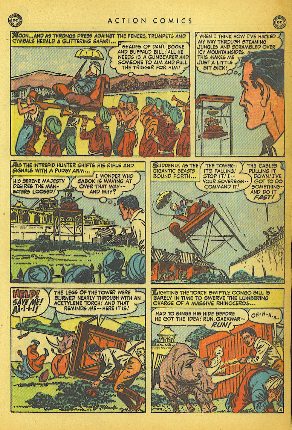 Read online Action Comics (1938) comic -  Issue #149 - 25
