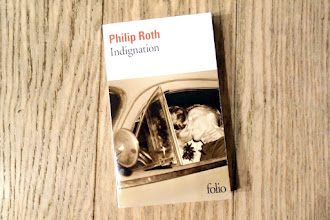 Lundi Librairie : Indignation - Philip Roth